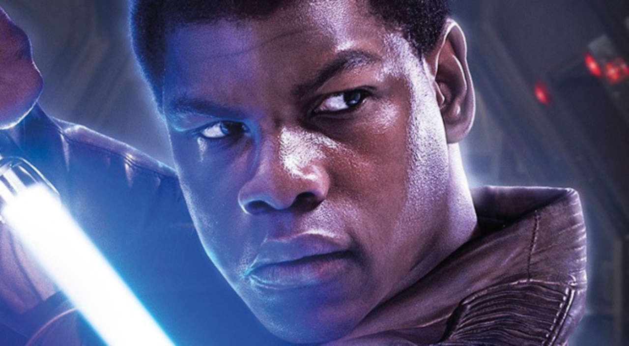 John Boyega expresses frustration on being a person of color in 'Star Wars'