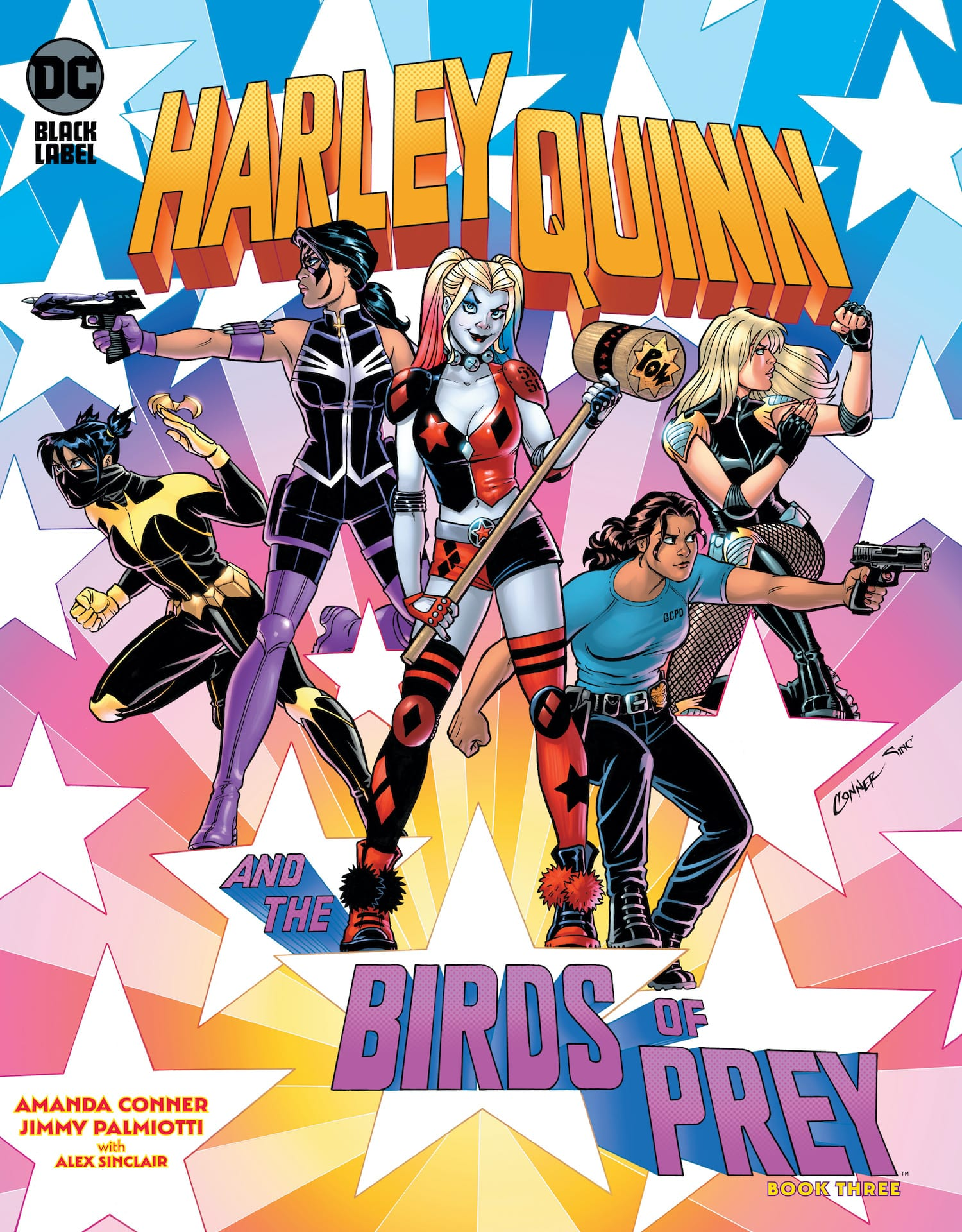 DC Preview: Harley Quinn & the Birds of Prey #3