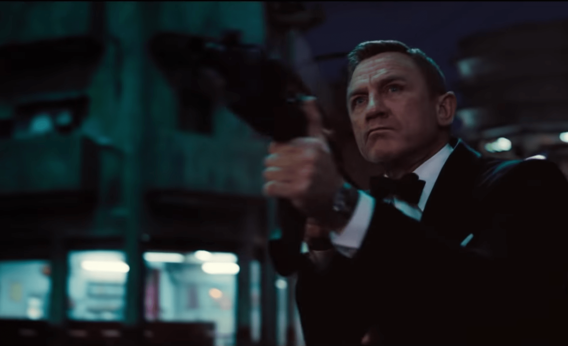 James Bond is back in 2nd 'No Time To Die' trailer
