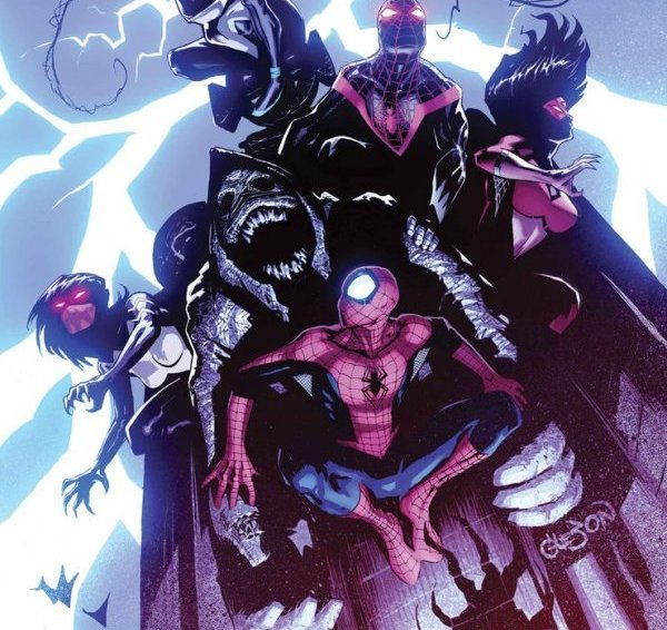 Marvel teases 'Amazing Spider-Man' #50 with scary gif