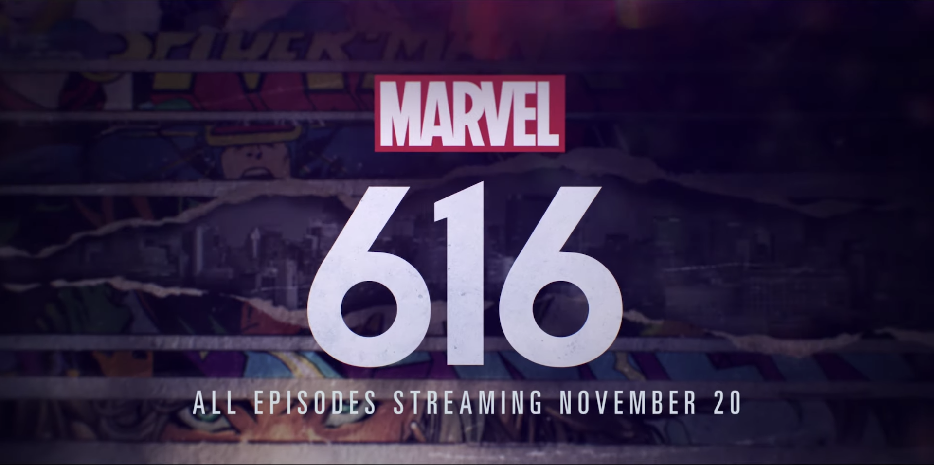 Disney+ launches 'Marvel's 616' trailer and episode details