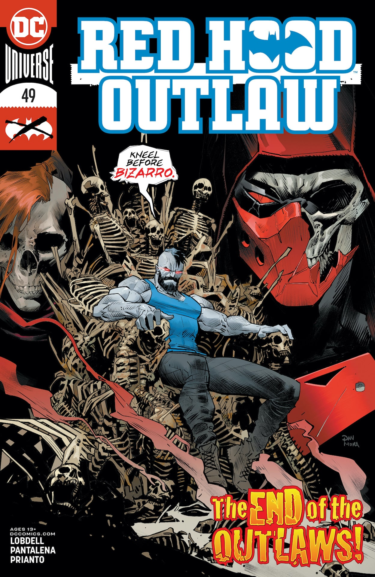 DC Preview: Red Hood and the Outlaws #49