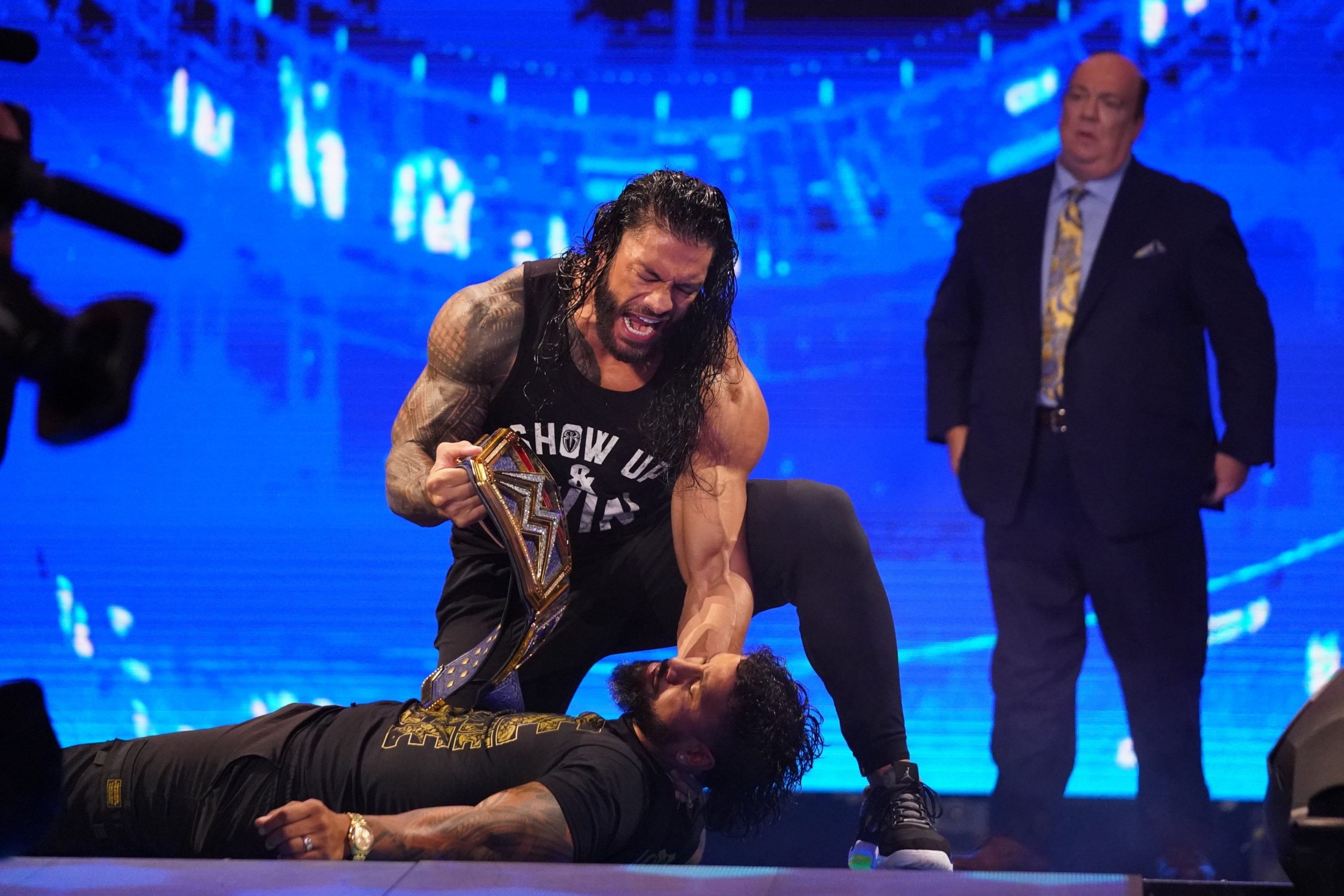 SmackDown was a near perfect Clash of Champions go-home show
