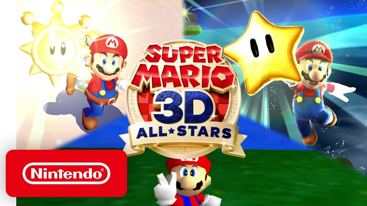 Nintendo announced a slew of new releases, re-releases, and collectibles to celebrate Mario's 35th birthday.