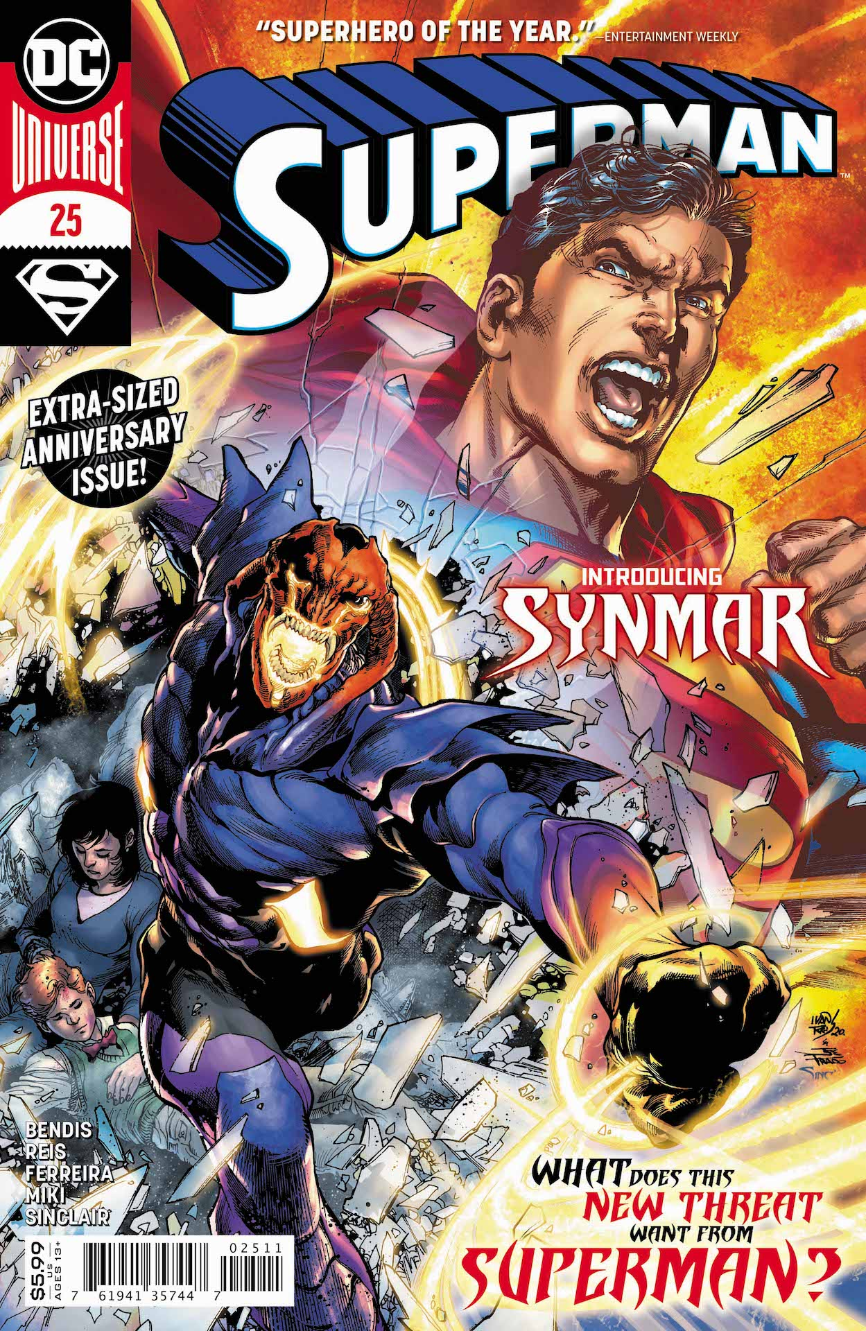 DC Preview: Superman #25