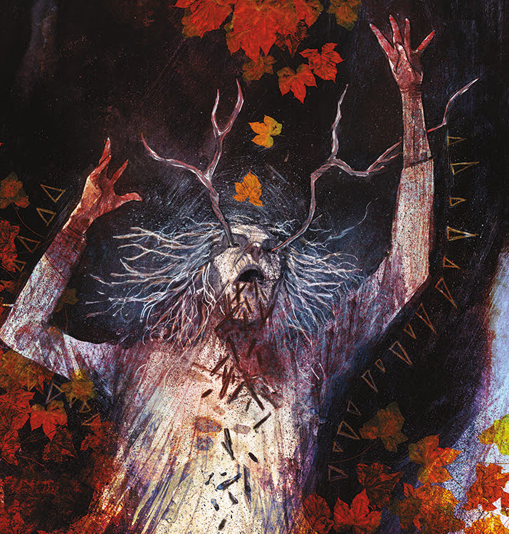 Vault announces 'The Autumnal' #1getting 2nd printing Martin Simmonds cover