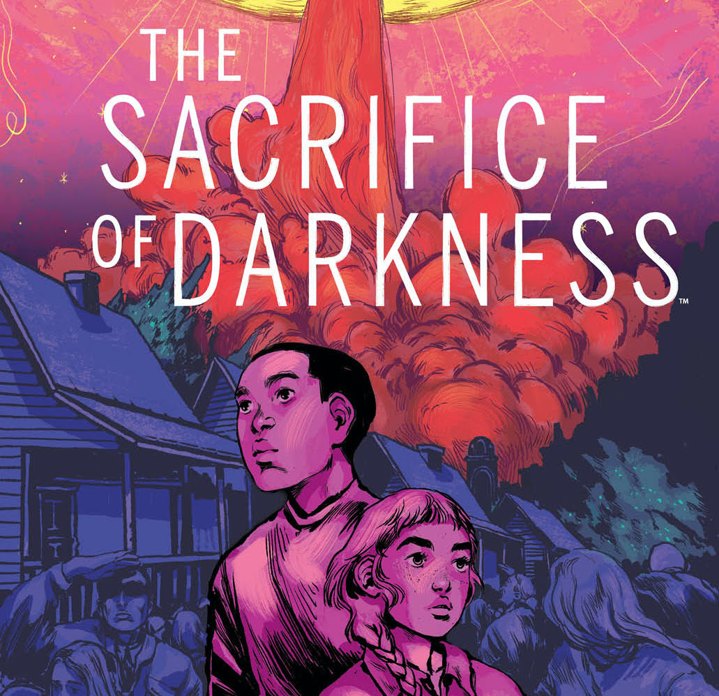 BOOM! announces 'The Sacrifice of Darkness' virtual book tour