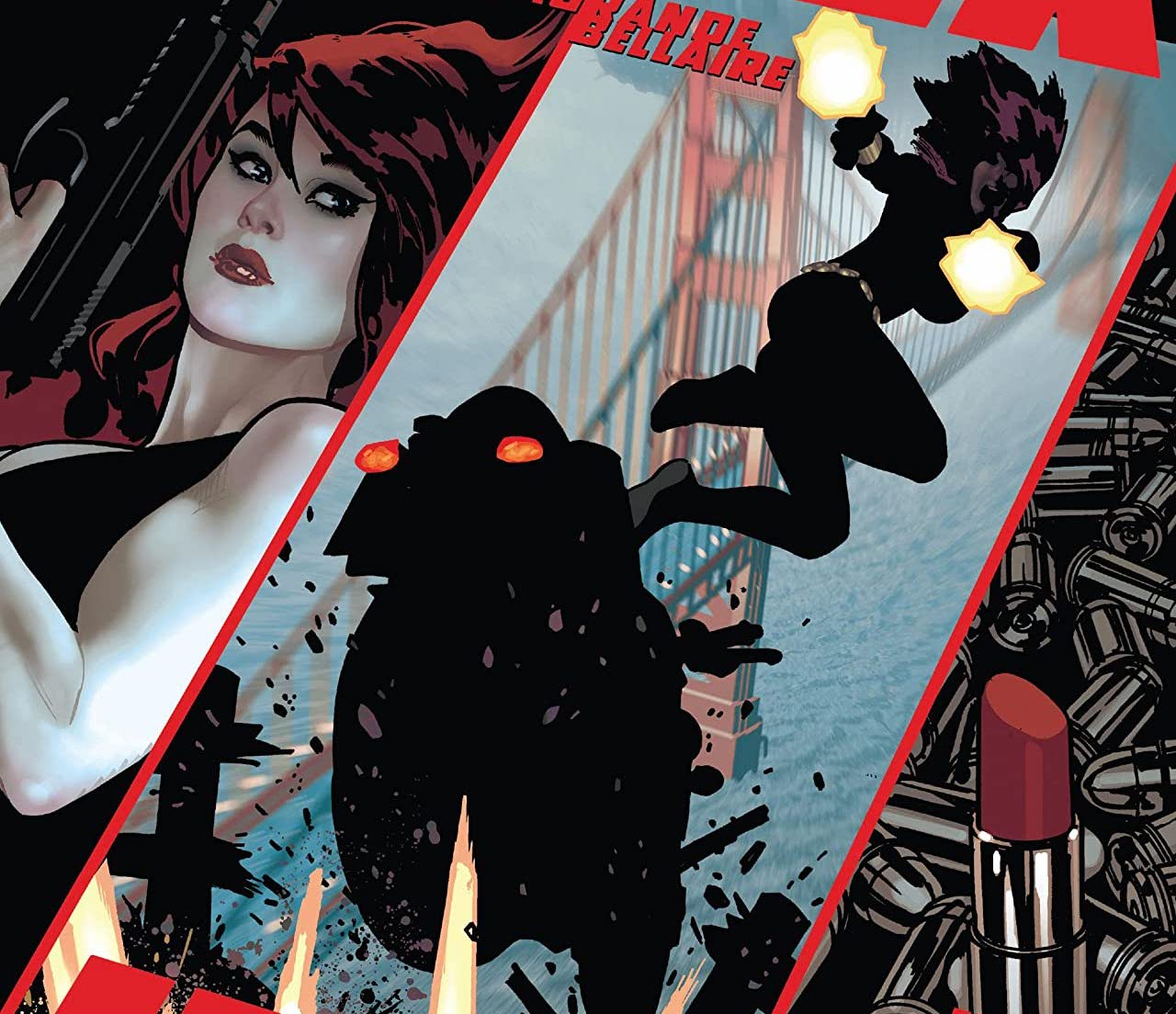 'Black Widow' #2 review