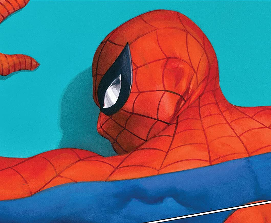 'Spider-Man: Marvels Snapshot' #1 review