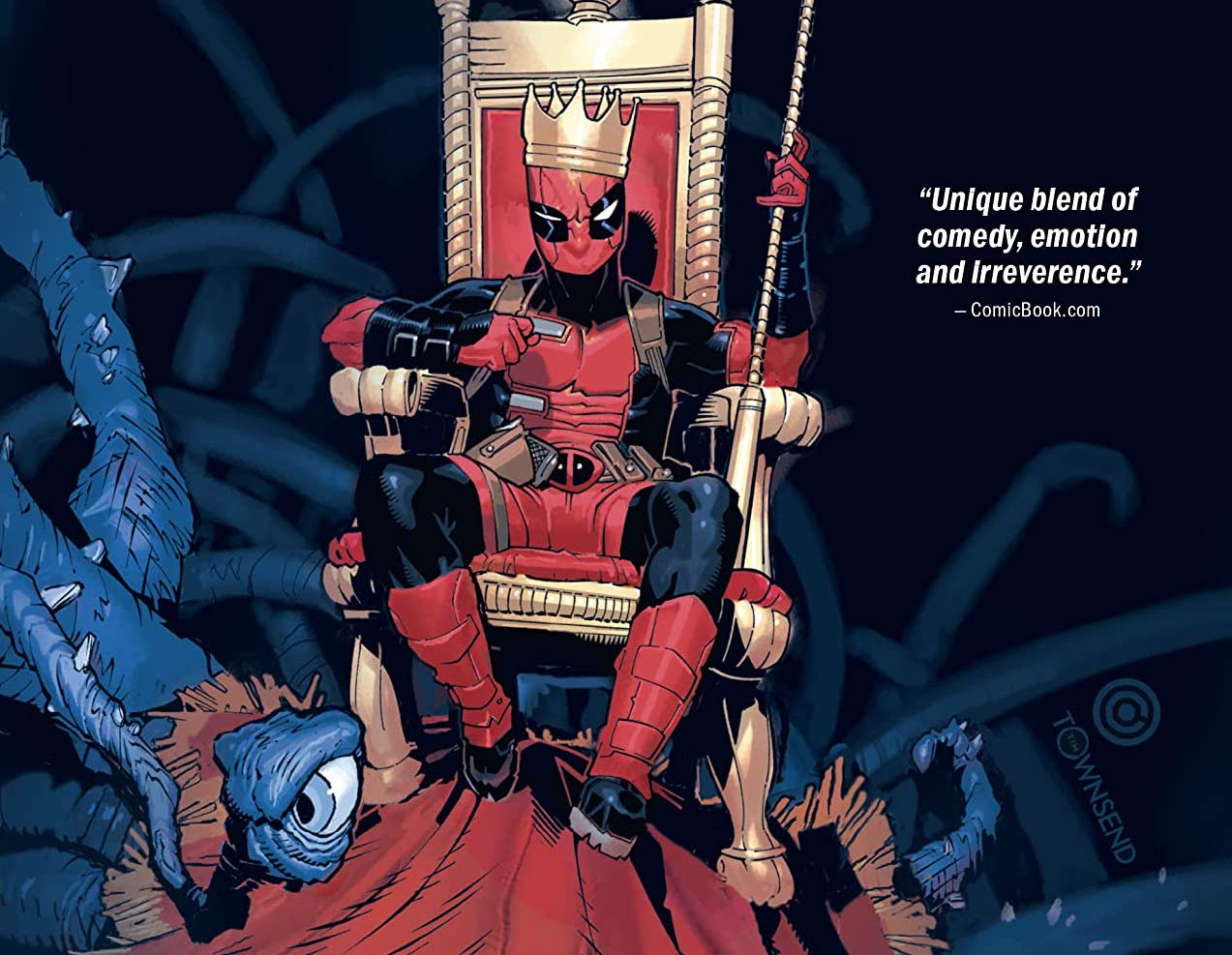 King Deadpool Vol. 1: Hail to the King