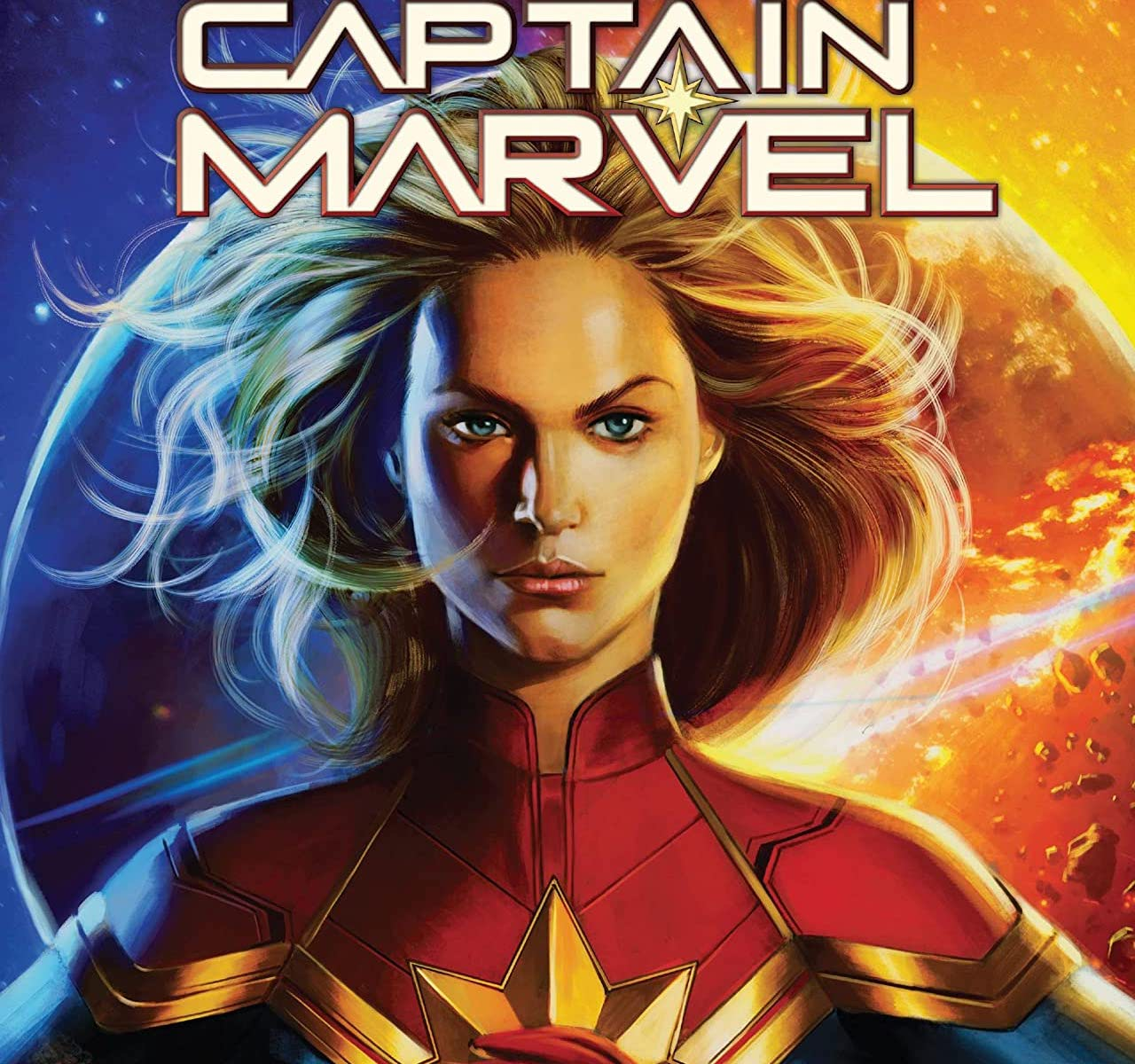 'Captain Marvel' #22 review