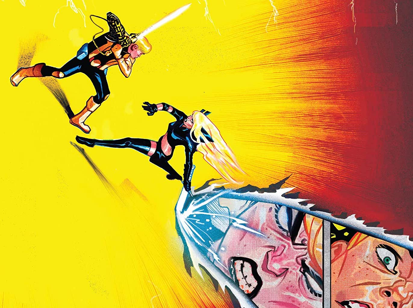 'New Mutants' #13 review