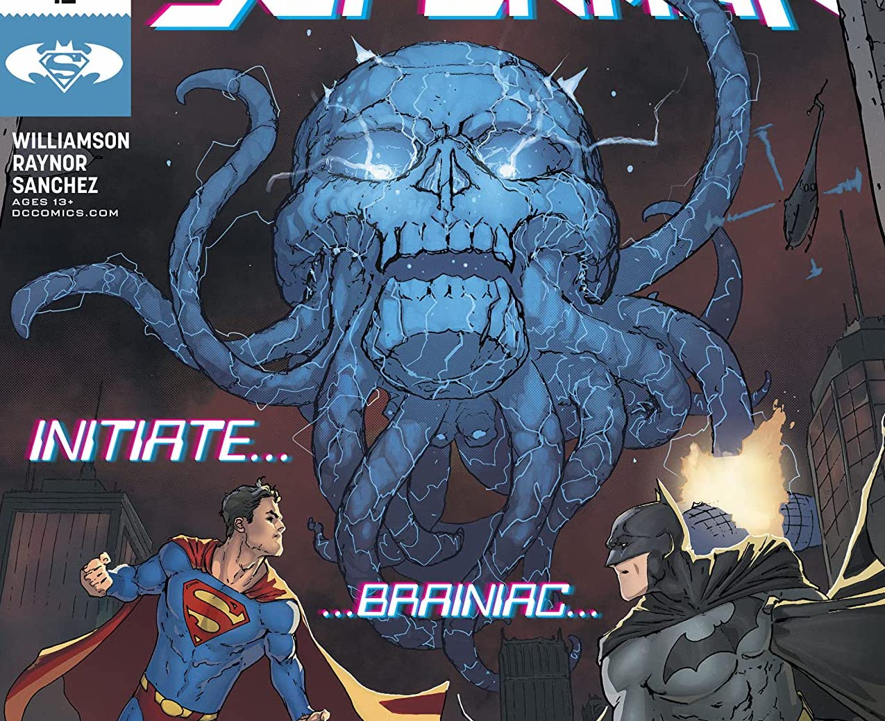 Batman/Superman #12