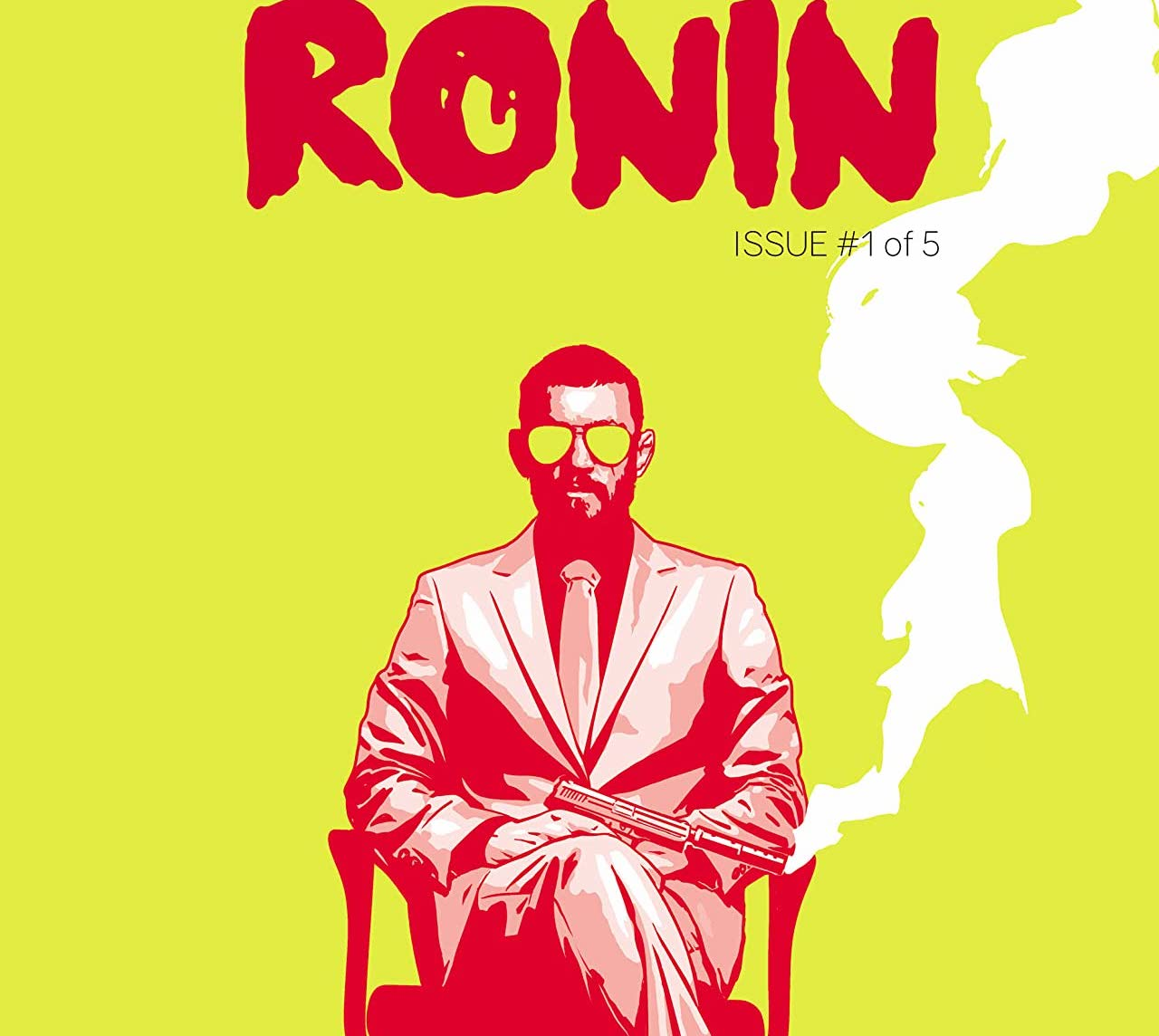 'American Ronin' #1 review