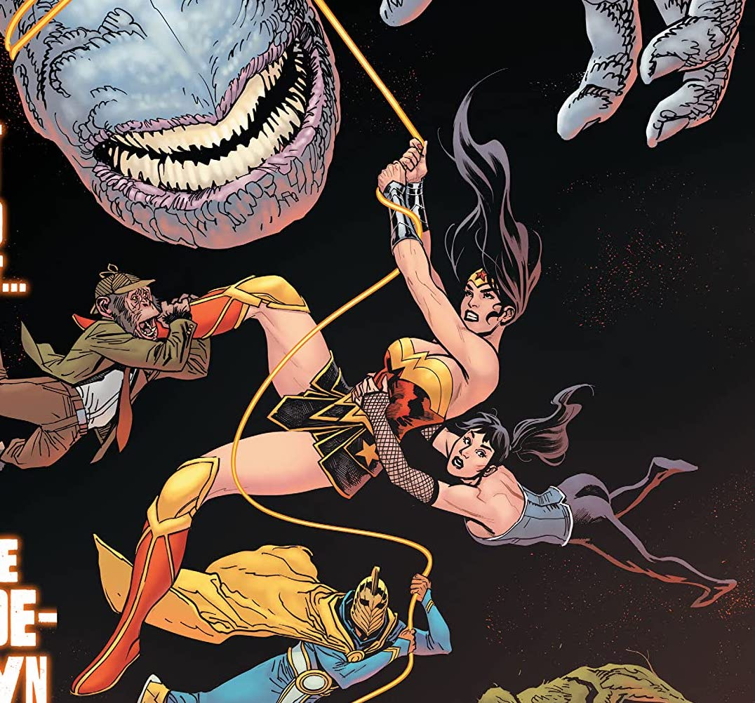 'Justice League Dark' #27 review