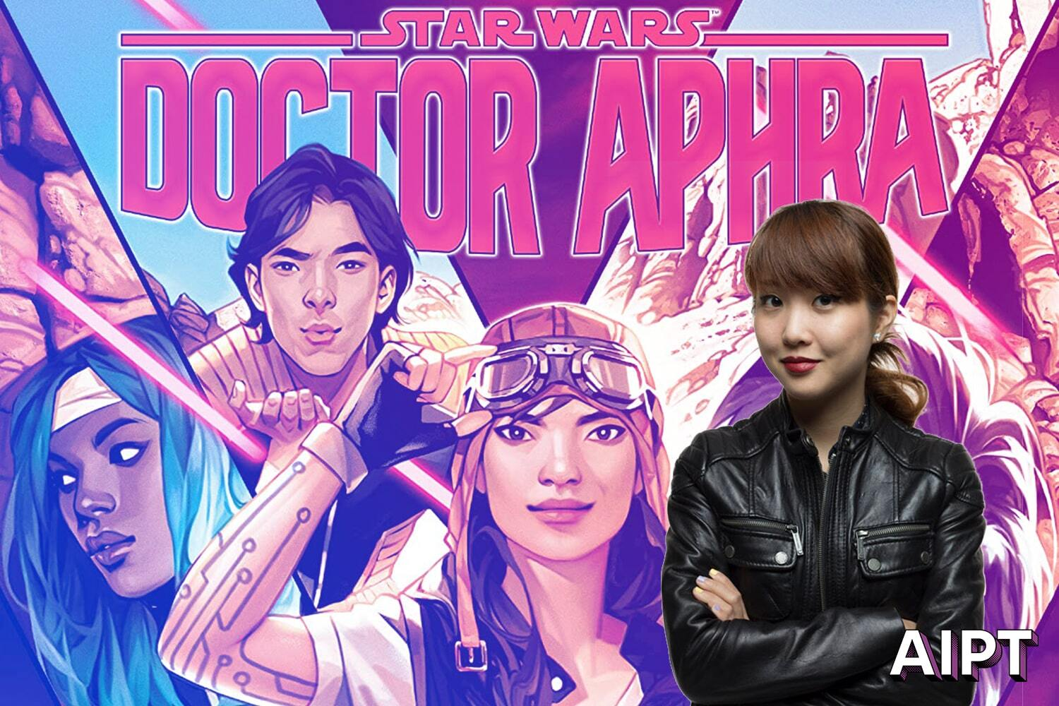 Talkin' Tauntauns Podcast Episode 33: Alyssa Wong on the joys of writing Doctor Aphra