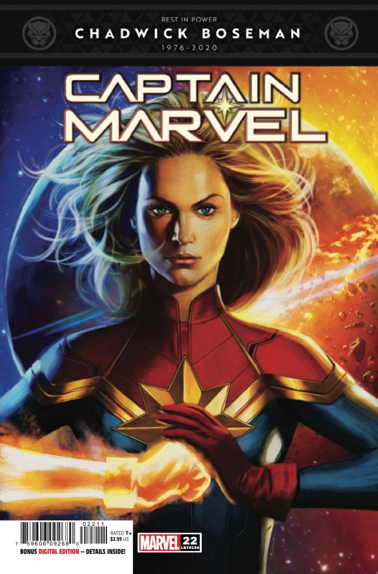 Marvel Preview: Captain Marvel #22