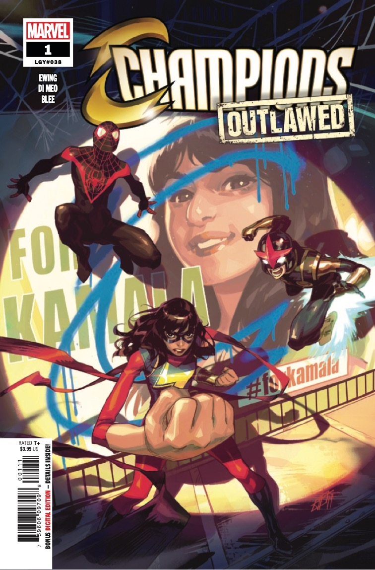 Marvel Preview: Champions #1