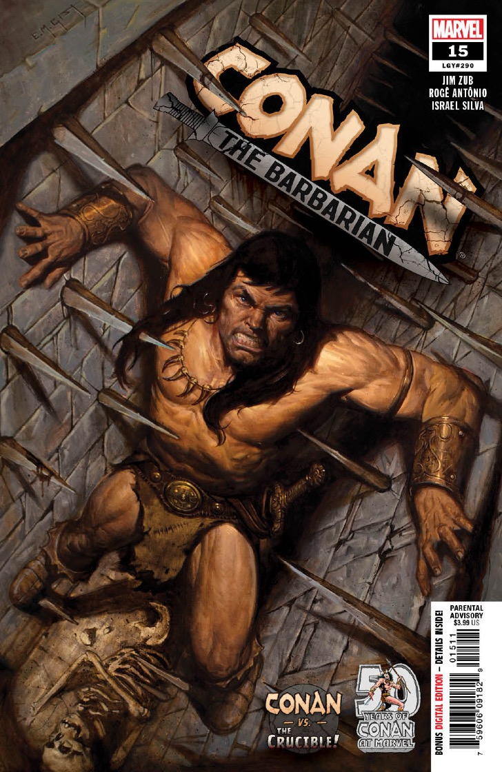 Marvel Preview: Conan the Barbarian #15