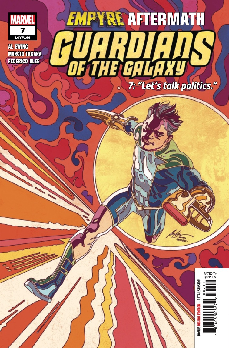 Marvel Preview: Guardians of the Galaxy #7
