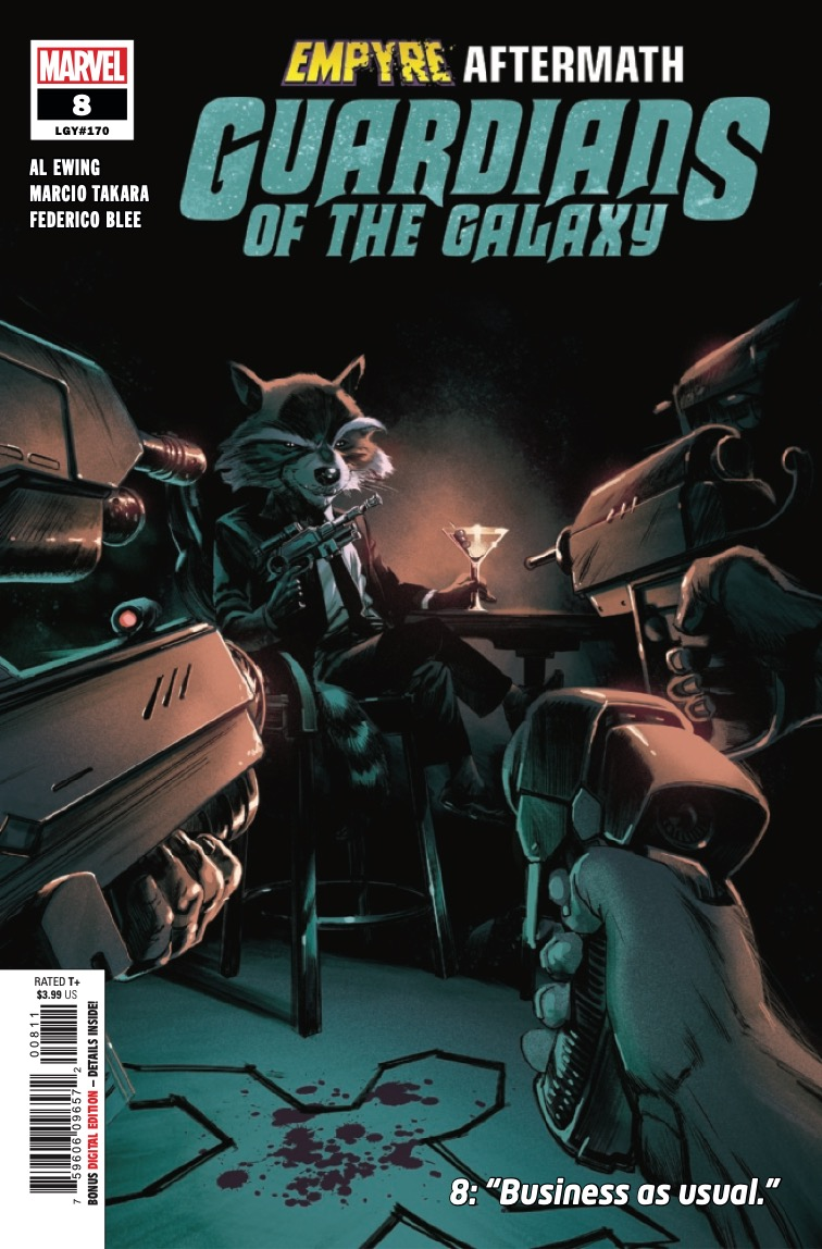 Marvel Preview: Guardians Of The Galaxy #8