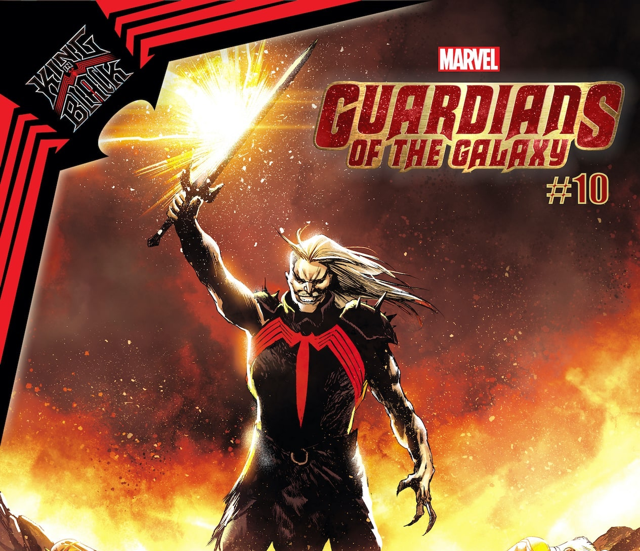 EXCLUSIVE Marvel First Look: Guardians of the Galaxy #10