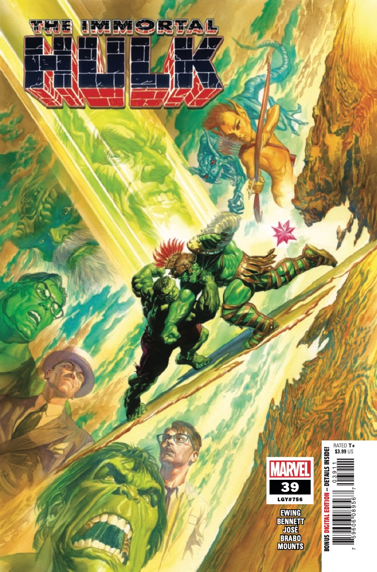 Marvel Preview: Immortal Hulk #39