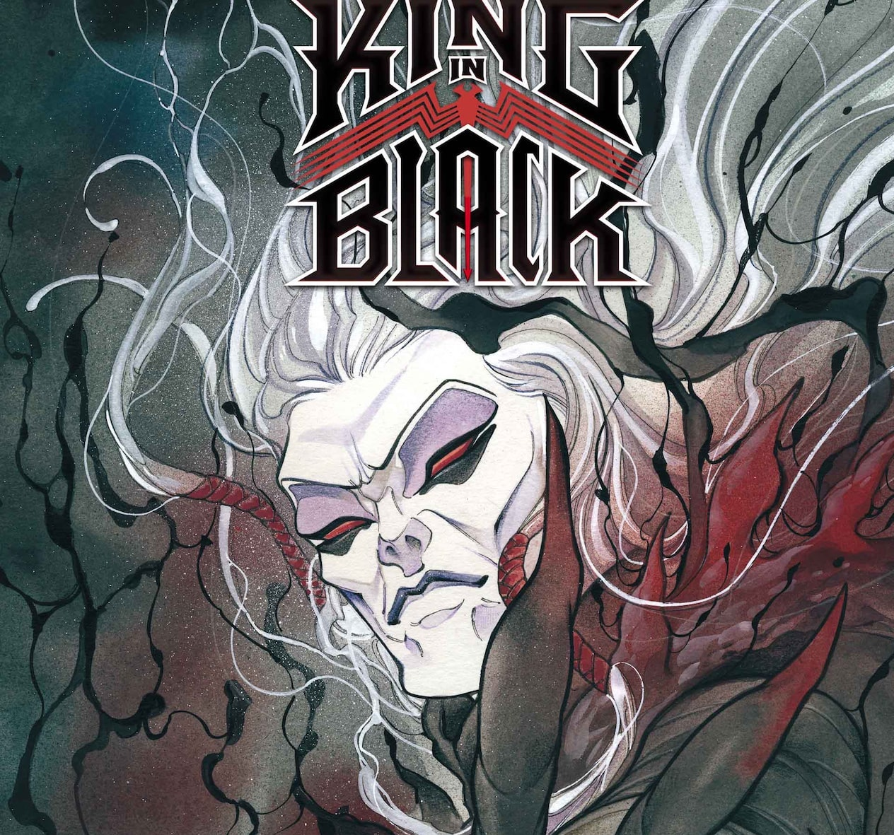 EXCLUSIVE Marvel First Look: King in Black #1 variant