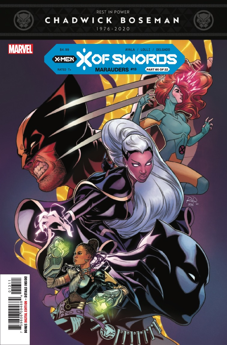 Marvel Preview: Marauders #13