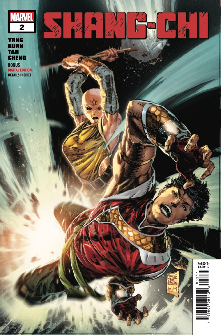 Marvel Preview: Shang-Chi #2