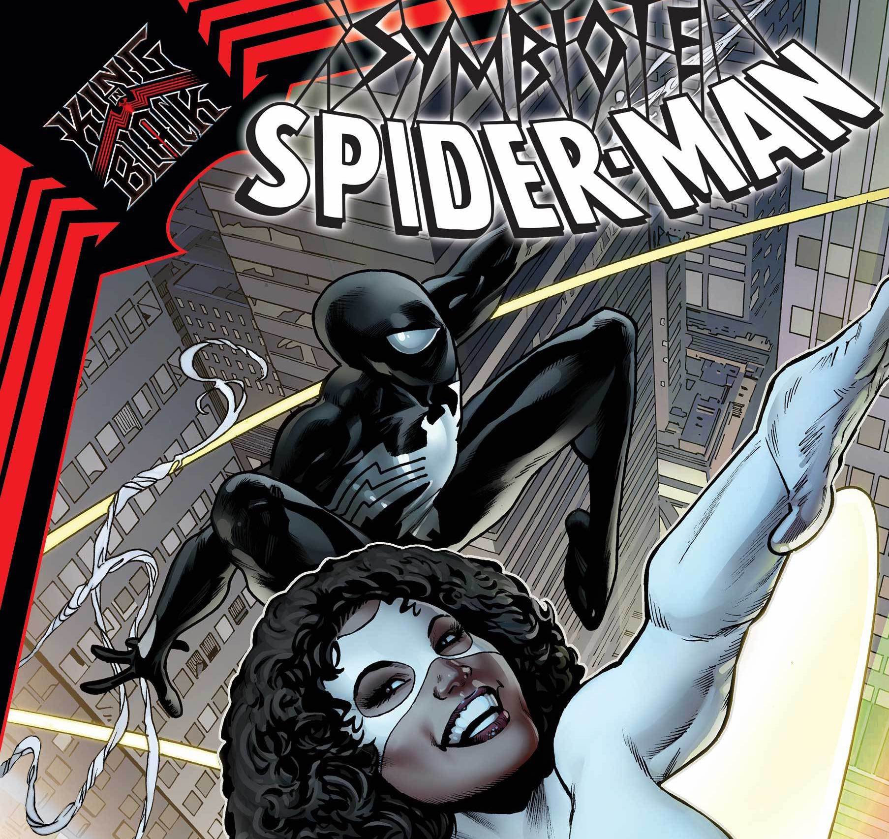 EXCLUSIVE Marvel First Look: Symbiote Spider-Man: King in Black #3