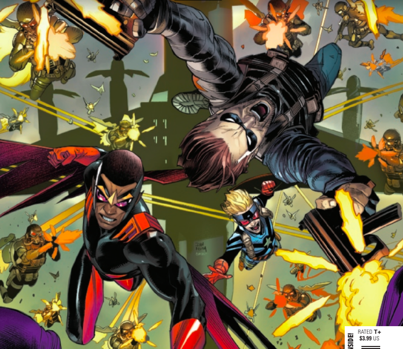 'Falcon & Winter Soldier' #4 review