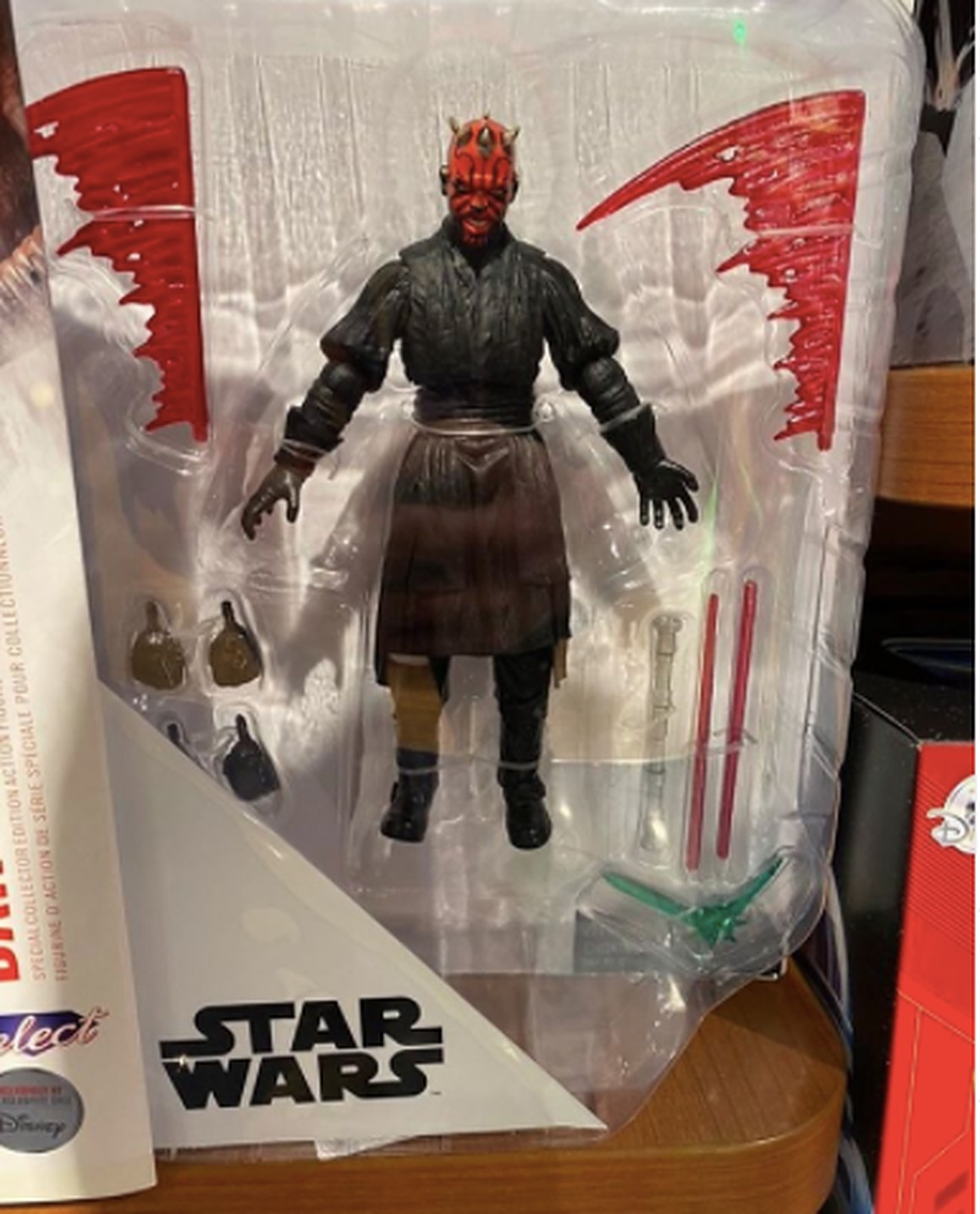 Star Wars Select Darth Maul
