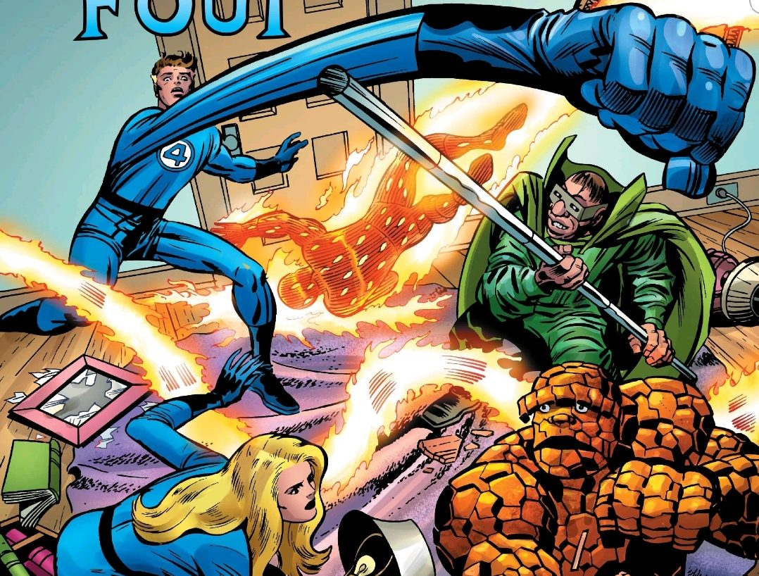 Fantastic Four Epic Collection Vol. 6: At War with Atlantis