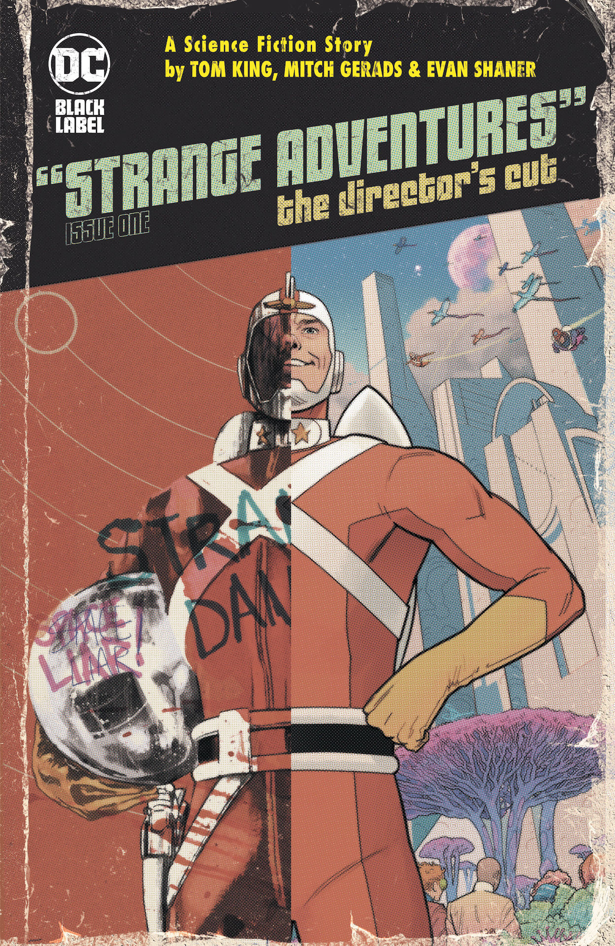 DC Preview: Strange Adventures #1: Director's Cut