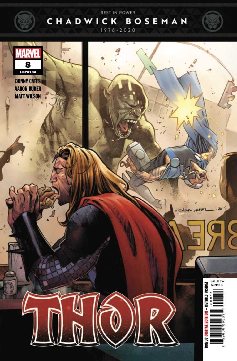Marvel Preview: Thor #8