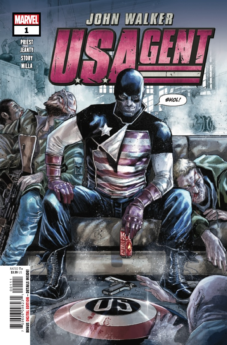 Marvel Preview: U.S.Agent #1