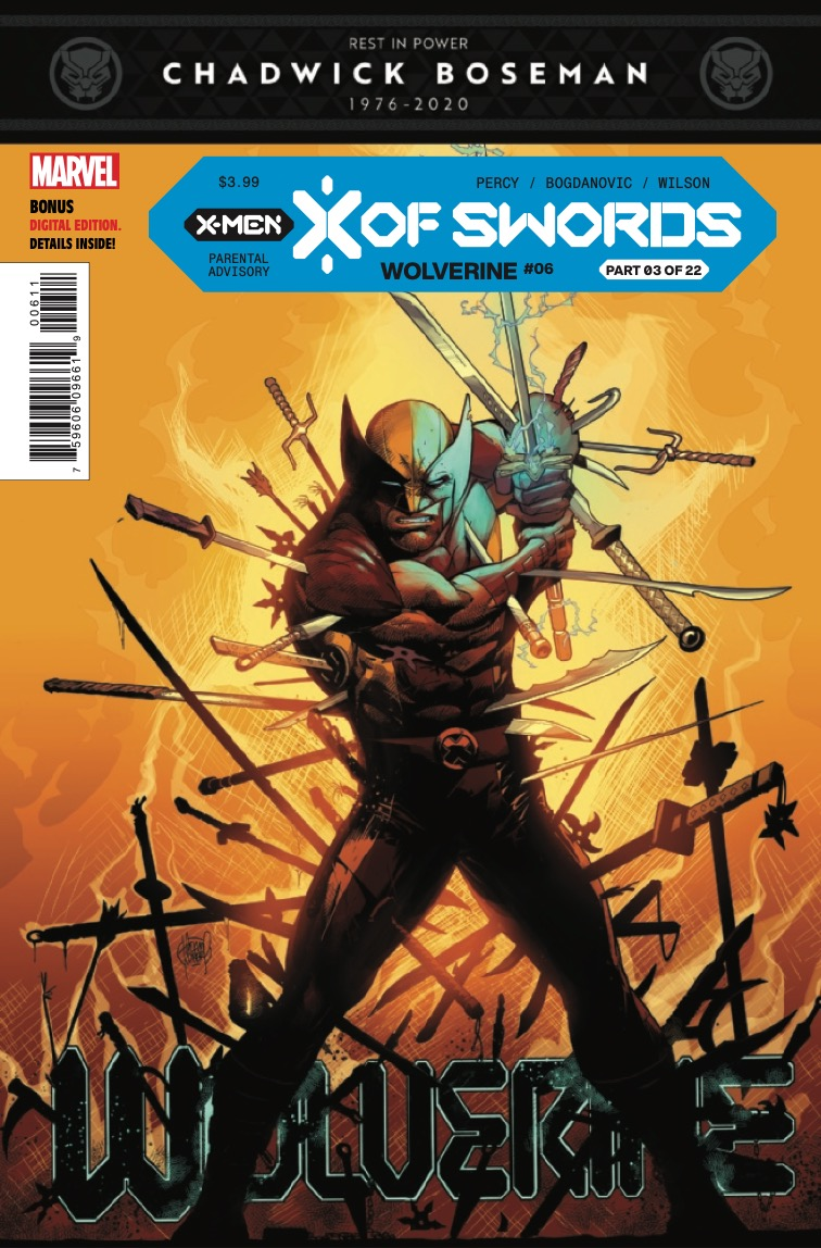Marvel Preview: Wolverine #6