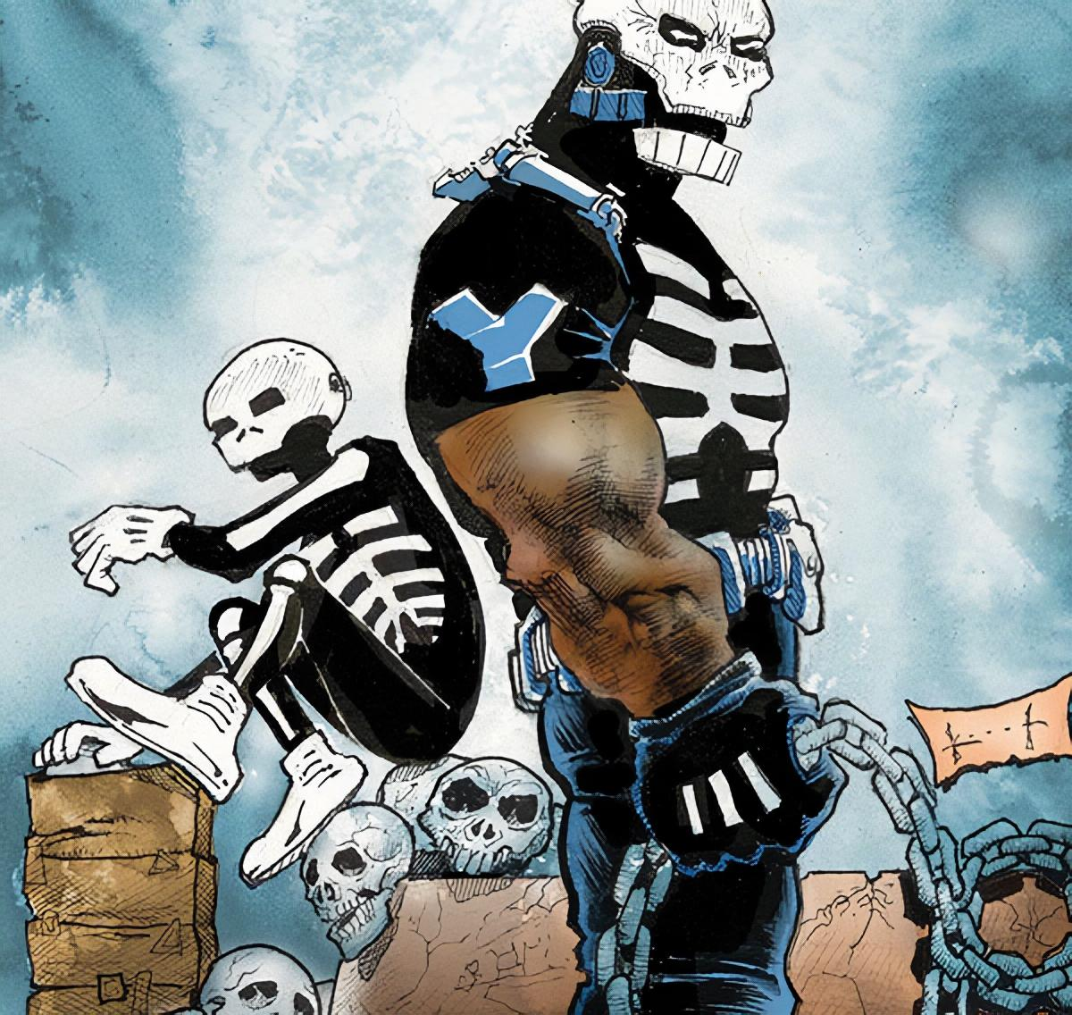 'Skulldigger and Skeleton Boy' #5 review
