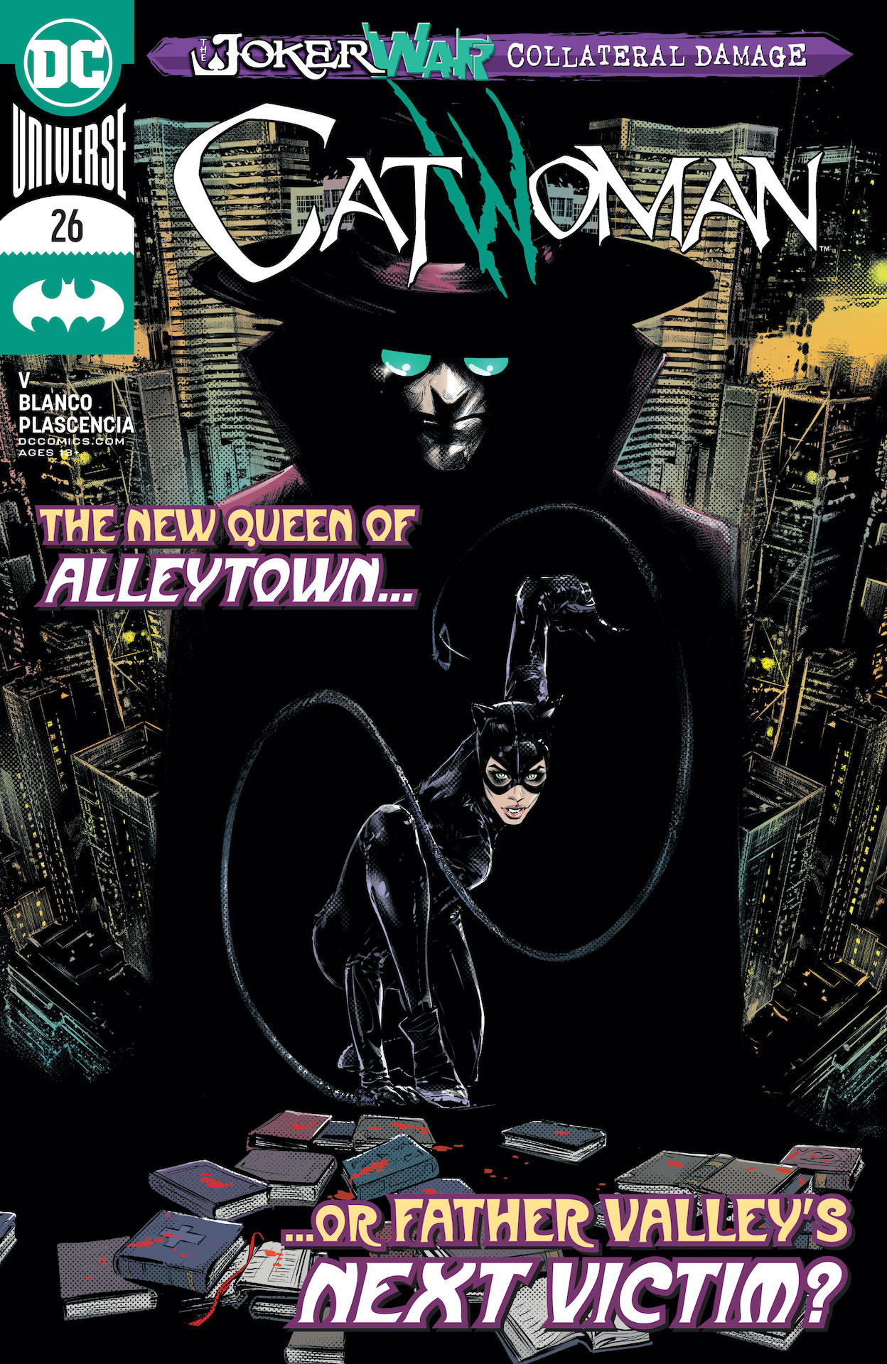 DC Preview: Catwoman #26