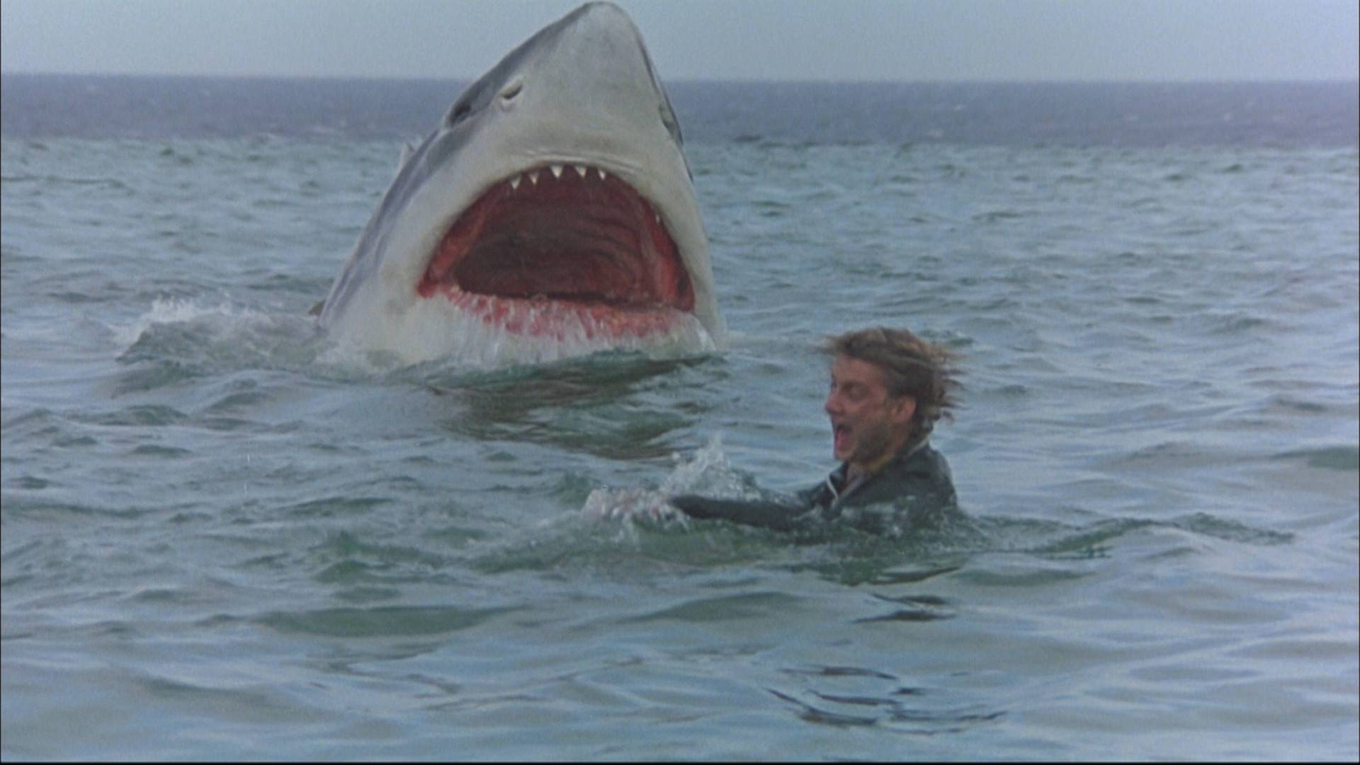 Blu-ray review: Cruel Jaws