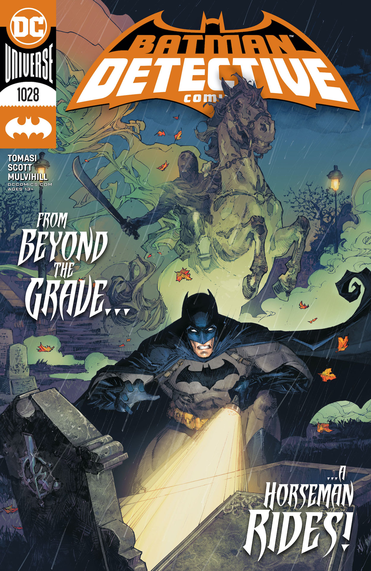 DC Preview: Detective Comics #1028