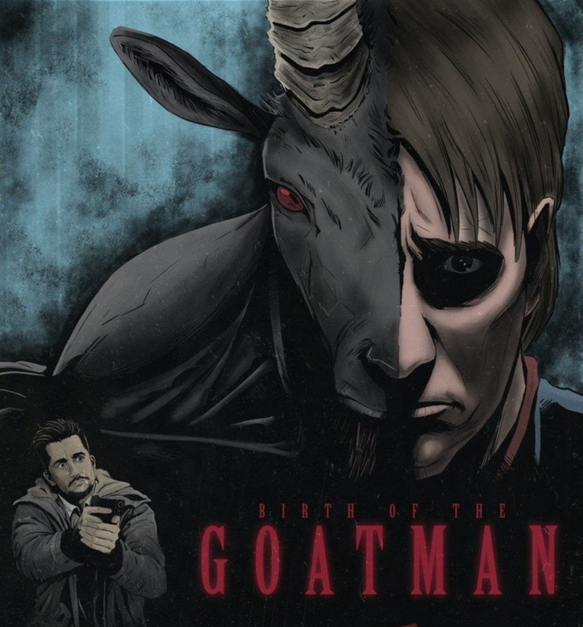 Birth of the Goatman Cover