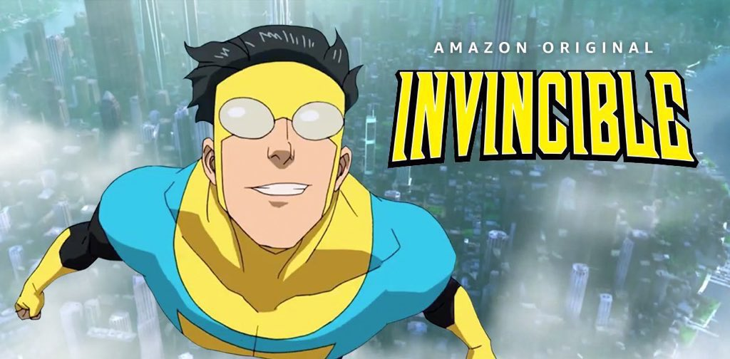 invincible tv
