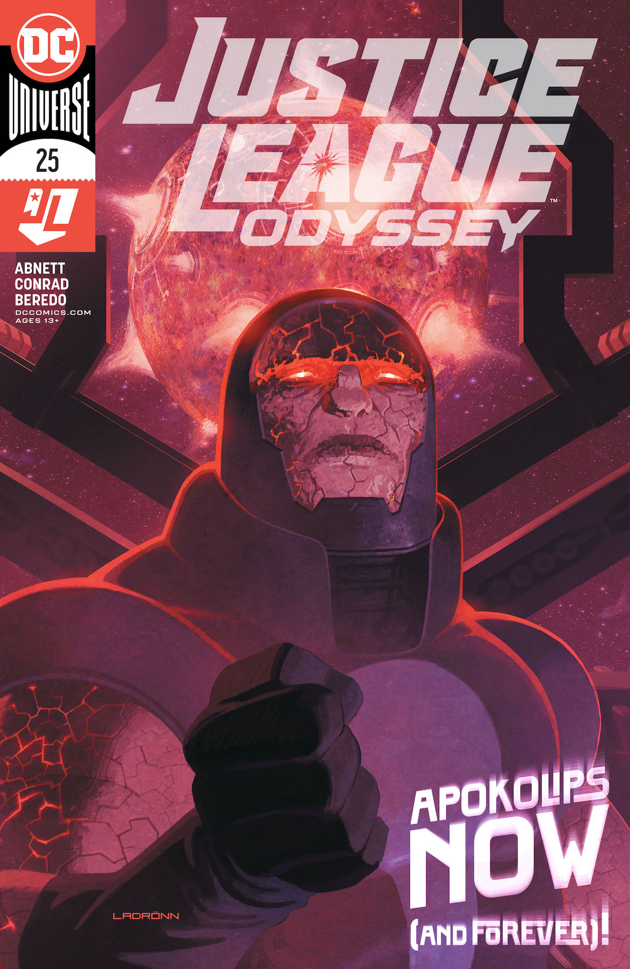 DC Preview: Justice League Odyssey #25
