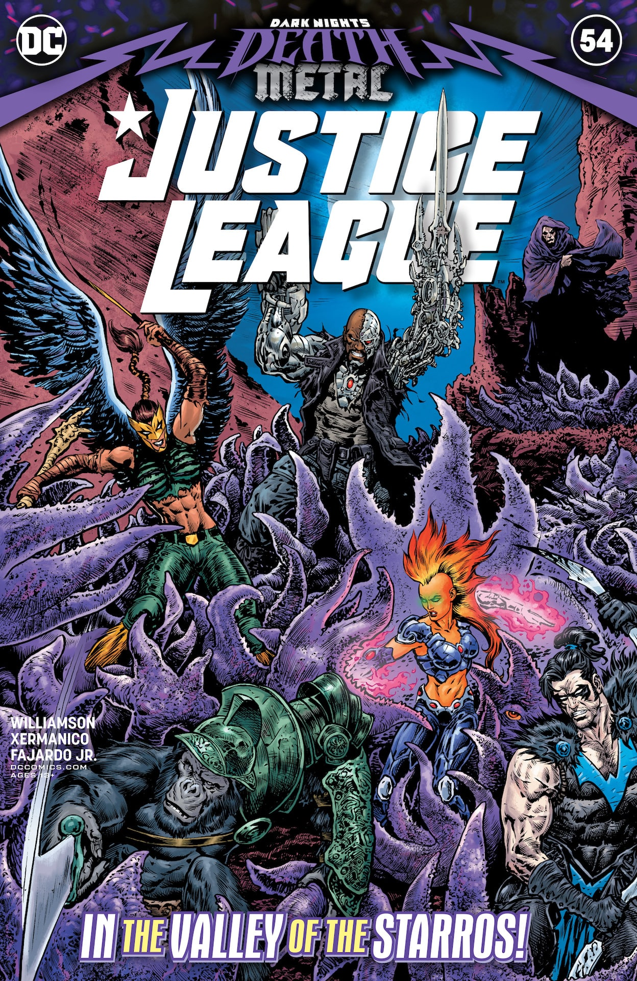 DC Preview: Justice League #54