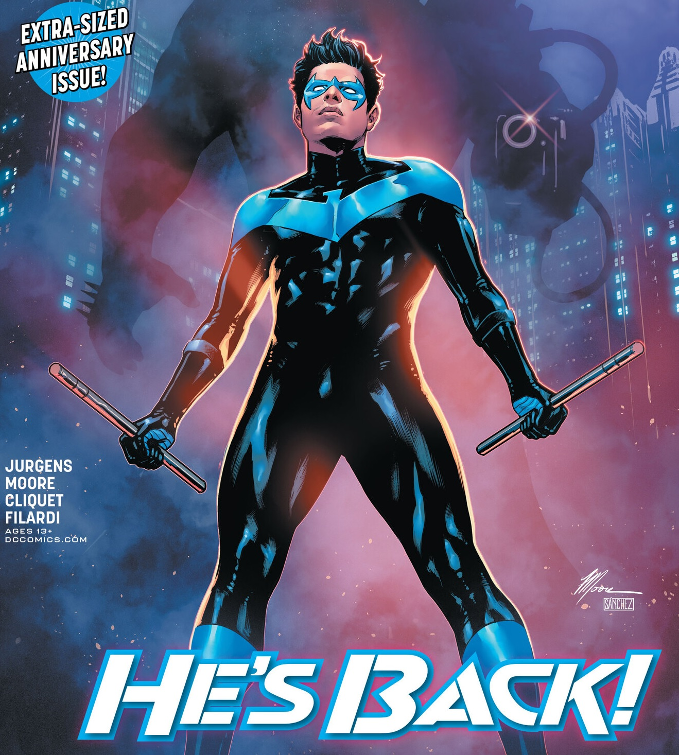 'Nightwing' #75 review