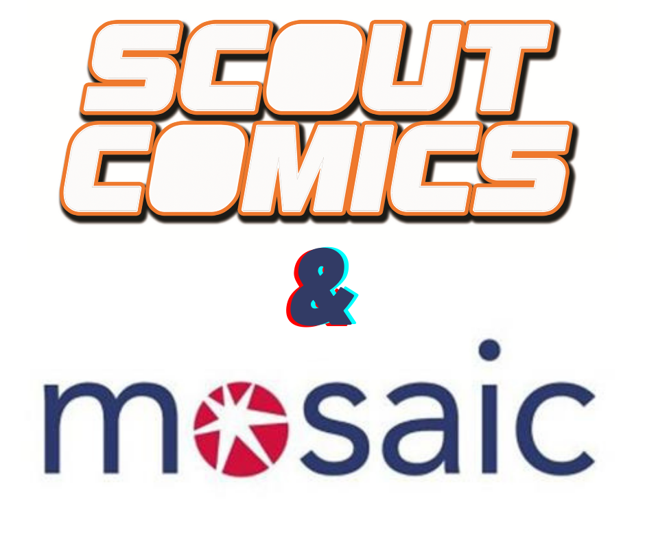 Scout Comics expands its film, TV, and streaming opportunities with Mosiac.