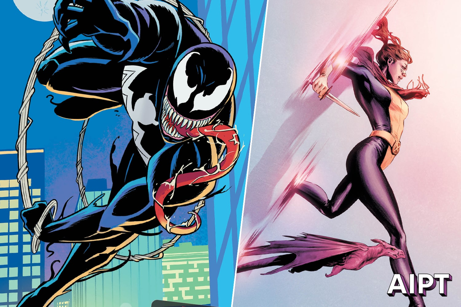 Marvel's Stormbreakers debut variant cover collection this December 2020