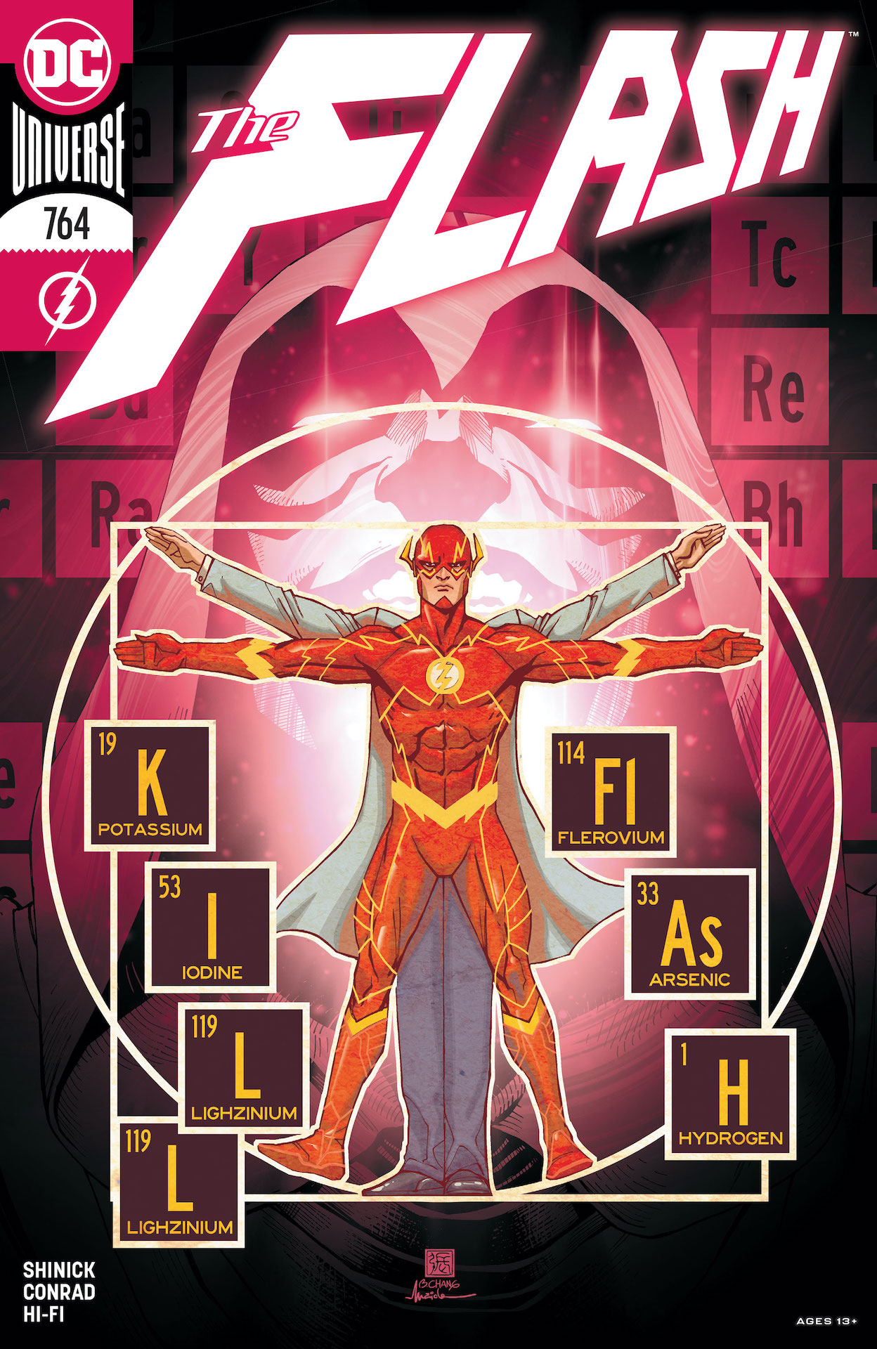 DC Preview: The Flash #764